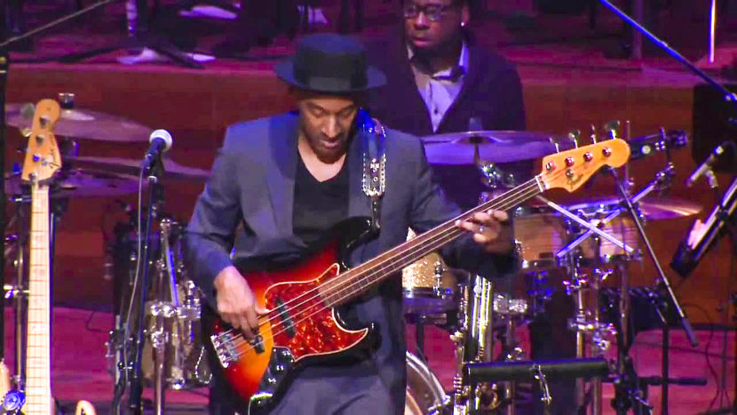 Marcus Miller with Orchestra