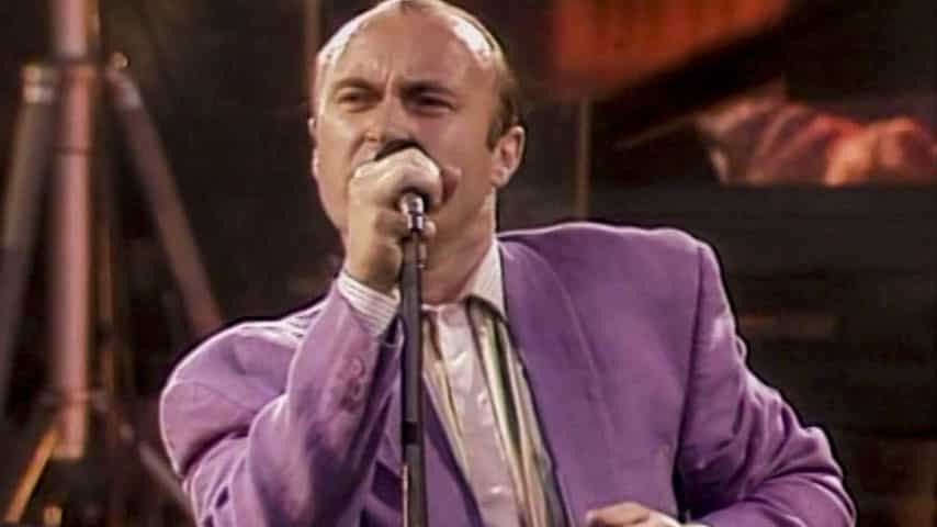 Phil Collins Serious Hits... Live!