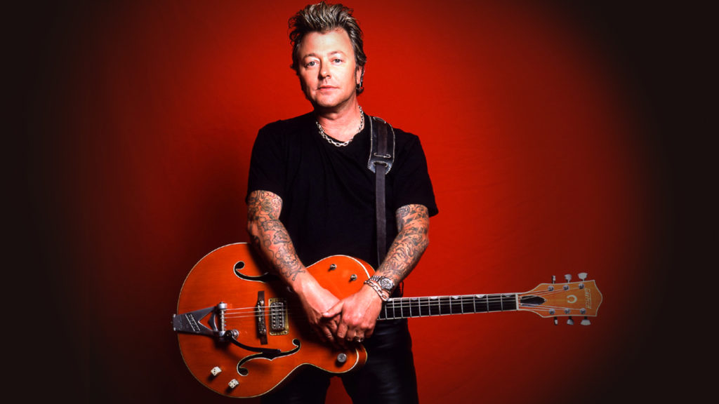 Brian Setzer Orchestra - Woodstock / East Stage (1999)