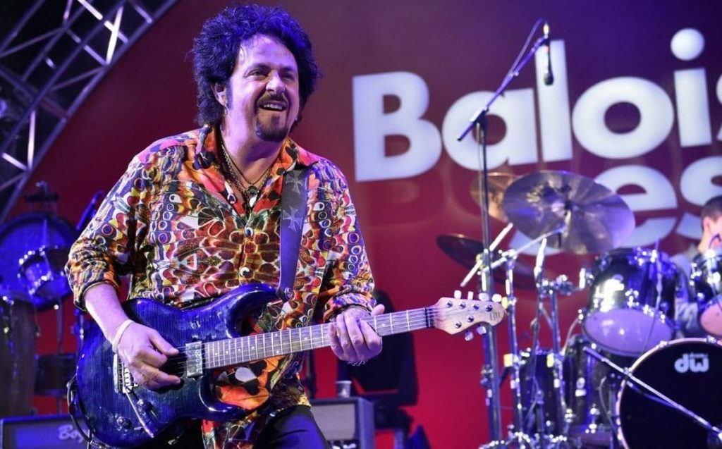 Toto in Concert - Baloise Session (2015)