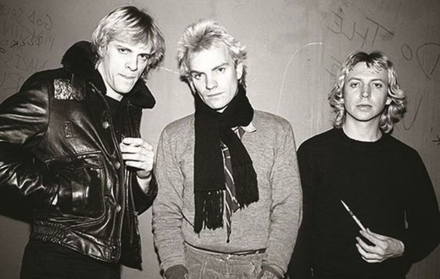 The Police archive my site