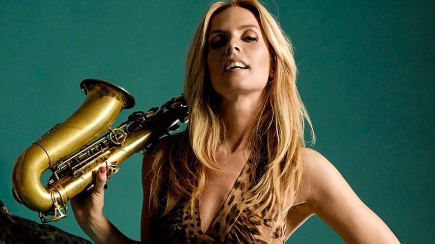 Candy Dulfer & Funky Stuff - Ohne Filter (1997)
