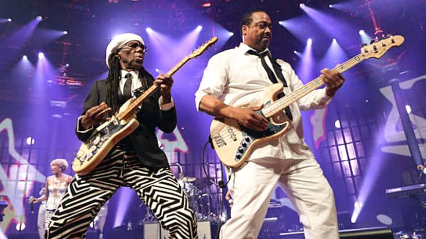 Chic & Nile Rodgers - iTunes Festival (2013)