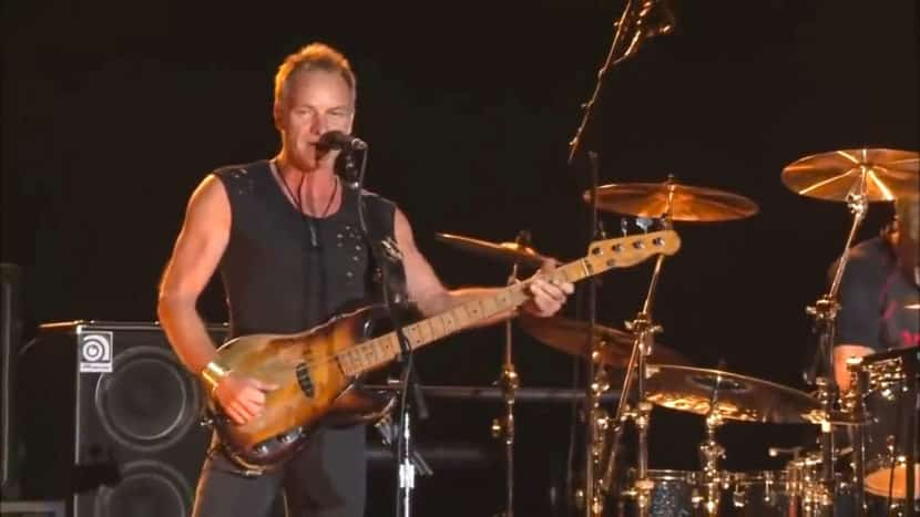 The Police - Live in Tokyo Dome (2008)