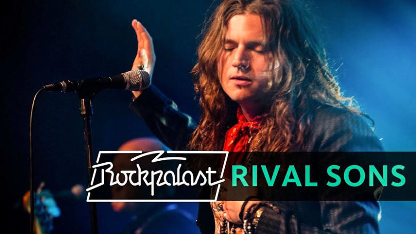Rival Sons at Rockpalast Crossroads (2013)