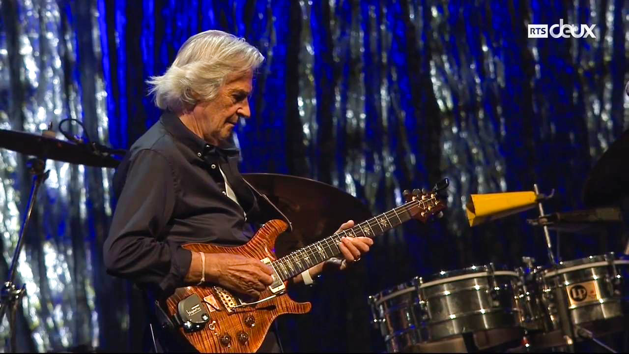 John McLaughlin & The 4th Dimension at The 50th Montreux Jazz Festival (2016)