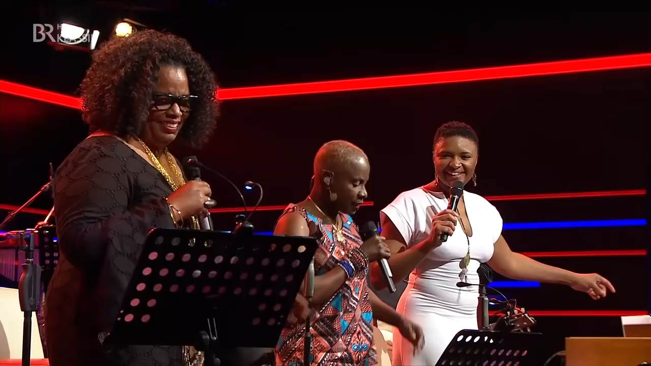 Sing The Truth feat. Angelique Kidjo, Dianne Reeves & Lizz Wright at Jazzwoche Burghausen Festival (2019