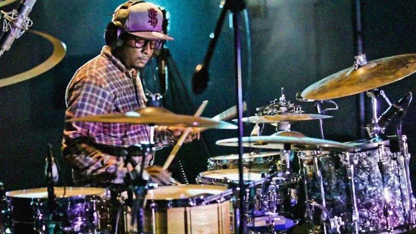 Chris Dave and The Drumhedz at Jazz en Tete Festival 2012