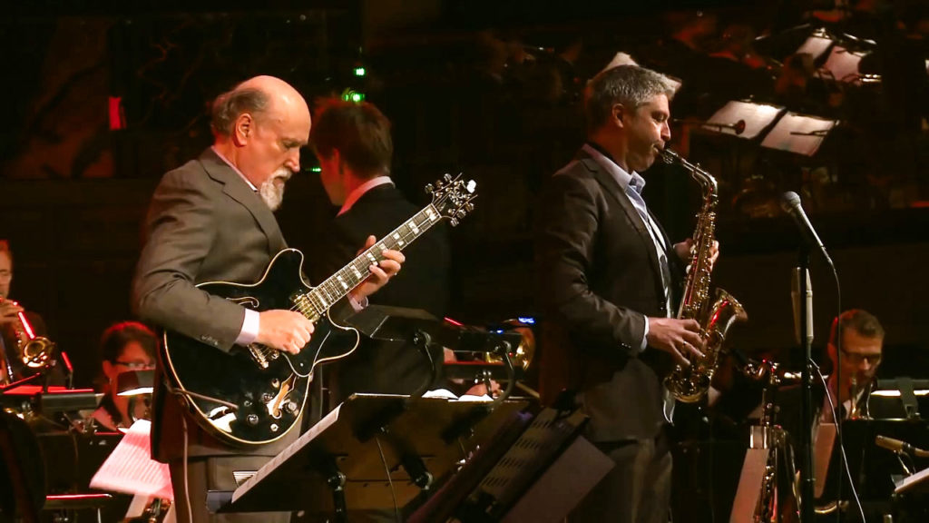 John Scofield & Blue House Jazz Orchestra - Live in Stockholm (2016)