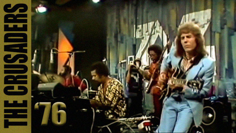 The Crusaders - Live At Montreux (1976)