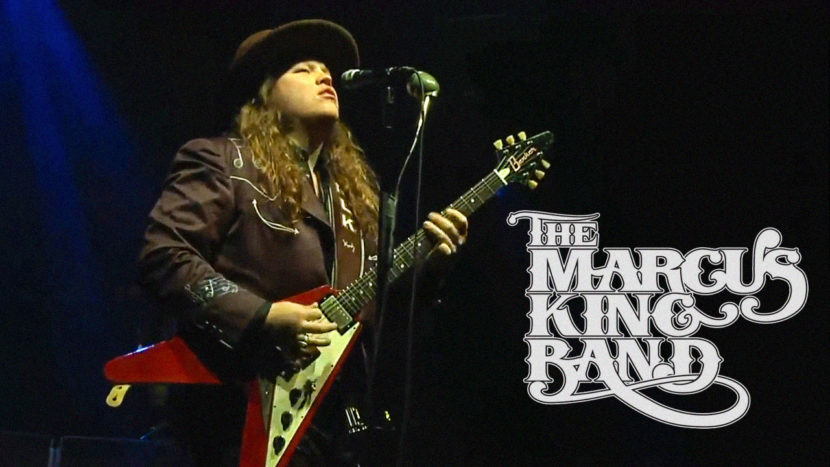 The Marcus King Band - Live at The Capitol Theatre (2019)